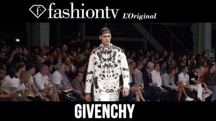 News video: Givenchy Men Spring 2015 ft Candice Swanepoel, Adriana Lima | Paris Men's Fashion Week | FashionTV